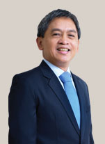 FLORENCIO M. MAMAUAG, JR., Vice President, Legal, Compliance and Administration
